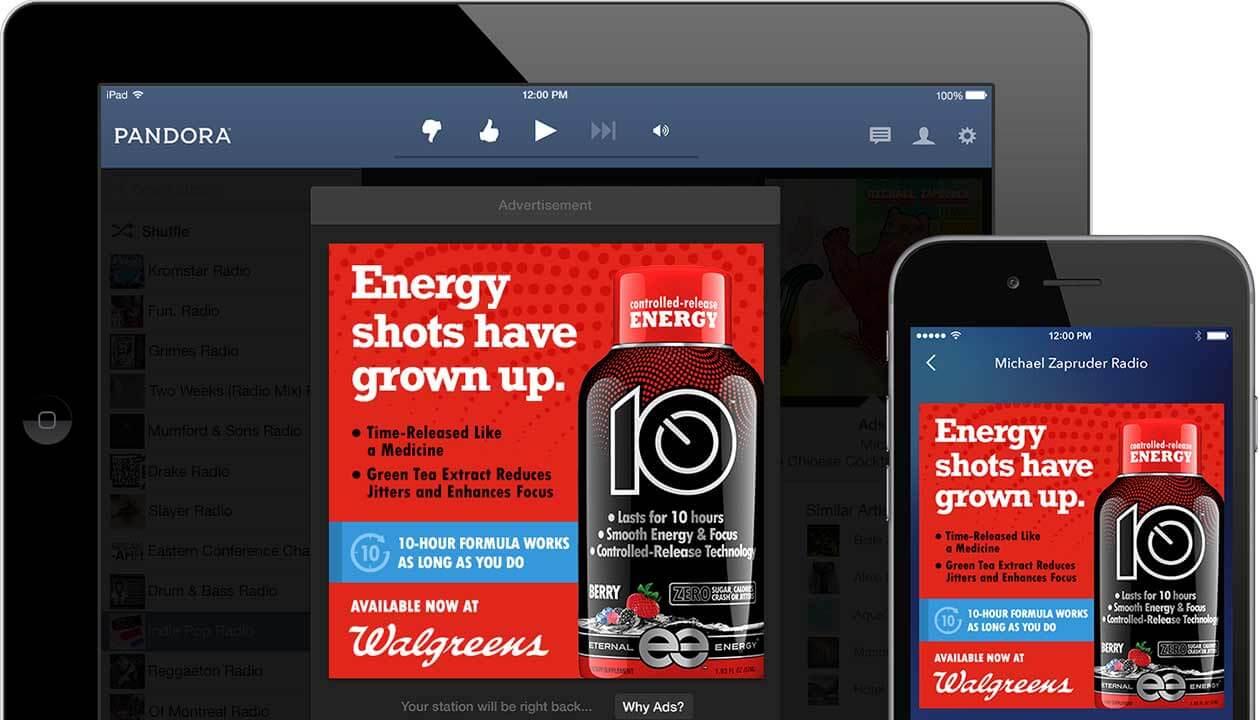 10 energy digital ads