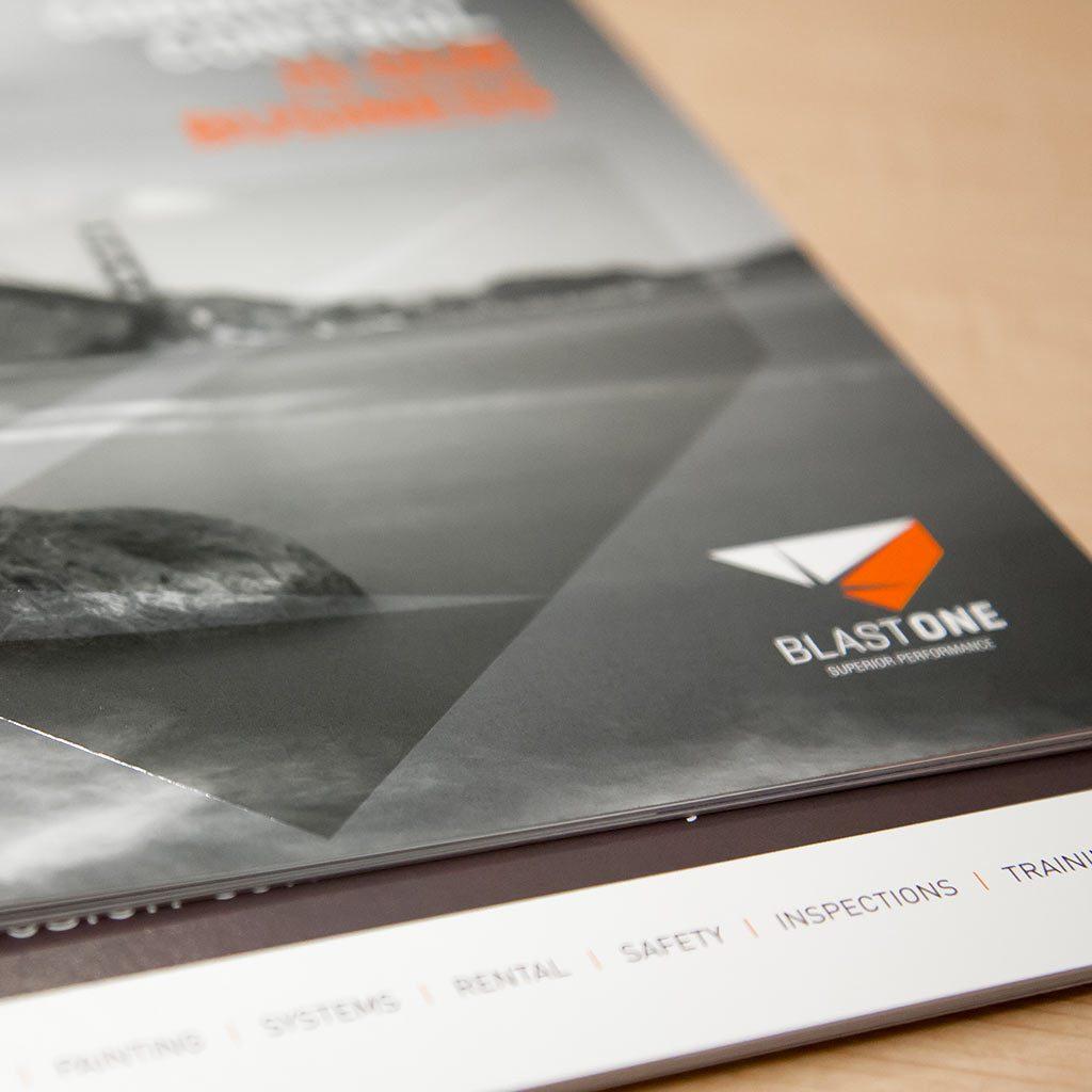 Blastone brochure