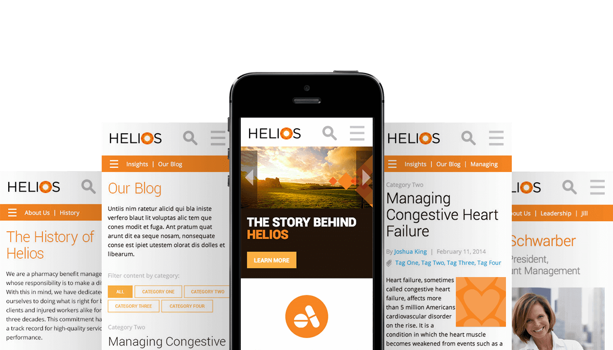 helios healthcare