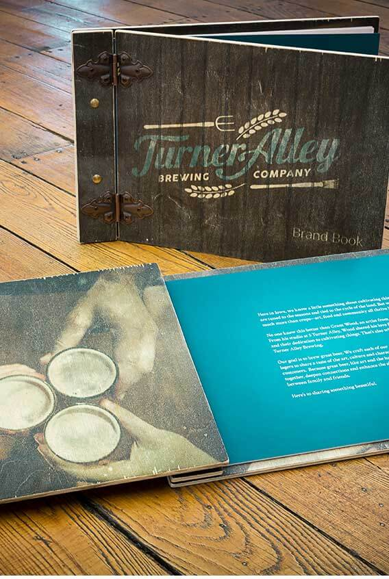 turneralley book