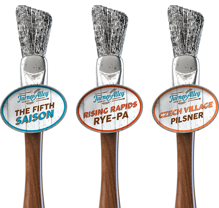 turneralley tap handles